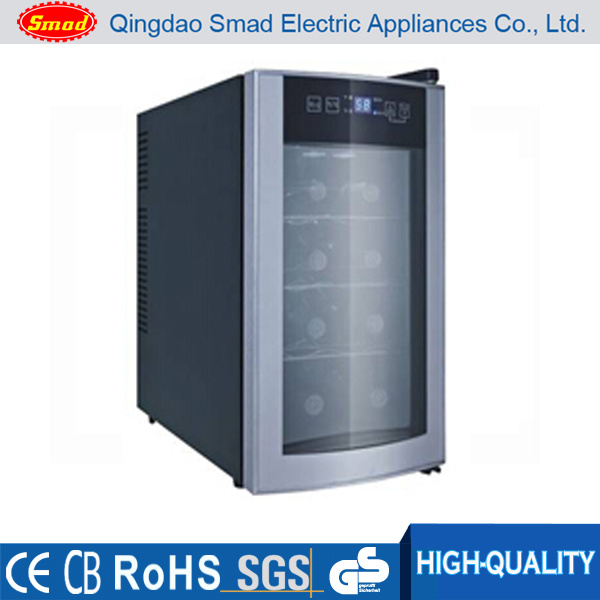 Home Appliances 8 Bottles Mini Wine Cooler