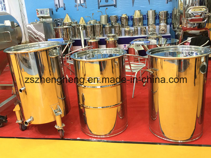 200L Stainless Steel Storage Tank