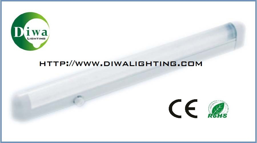 T8 Fluorescent Fitting with CE, RoHS, IEC Approval (DW-T8DUX)