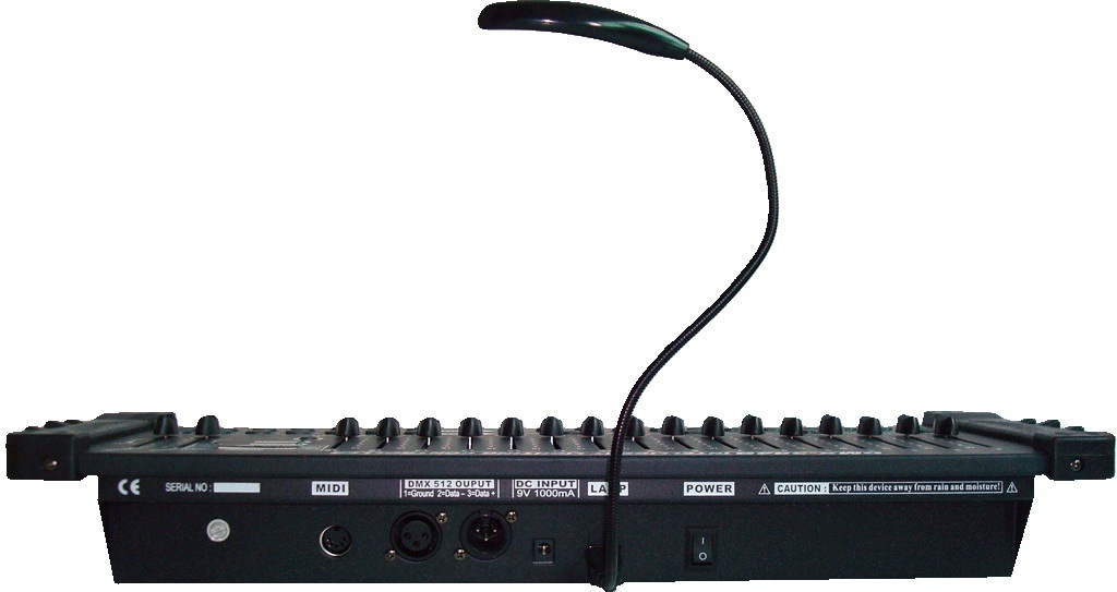 Stage Light DMX 512 Controller / Console Desk (DMX 384B)