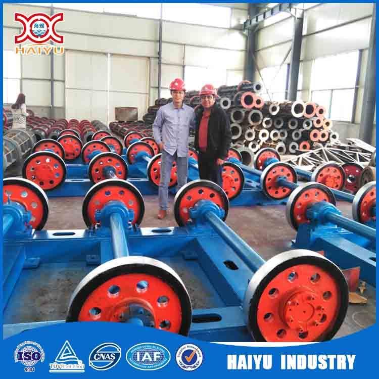 Power Transmission Concrete Spun Pole Machine