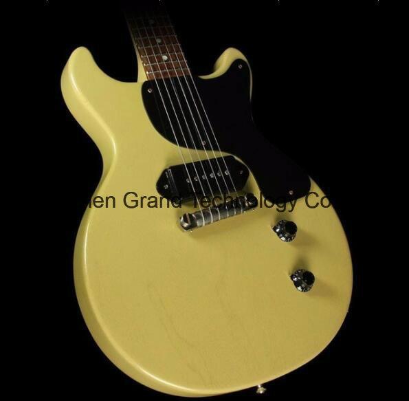 1958 Lp Junior Style Doublecut Vos Electric Guitar (GLP-166)