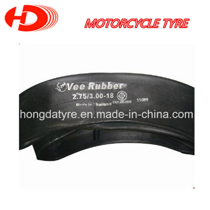 High Quality Butyl Motorcycle Tube 275/300-18