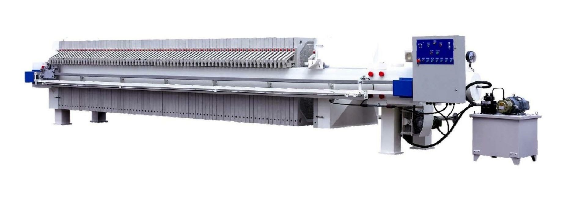 High Efficiency Automatic Membrane Filter Press