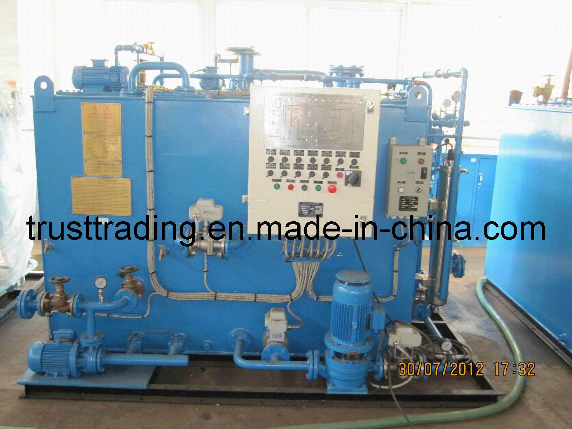 Marine Sewage Treatment Plant Manufacturer / Water Softener