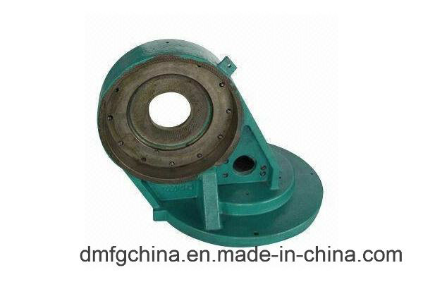 Custom Gray/Ductile Sand Cast Iron Supplier