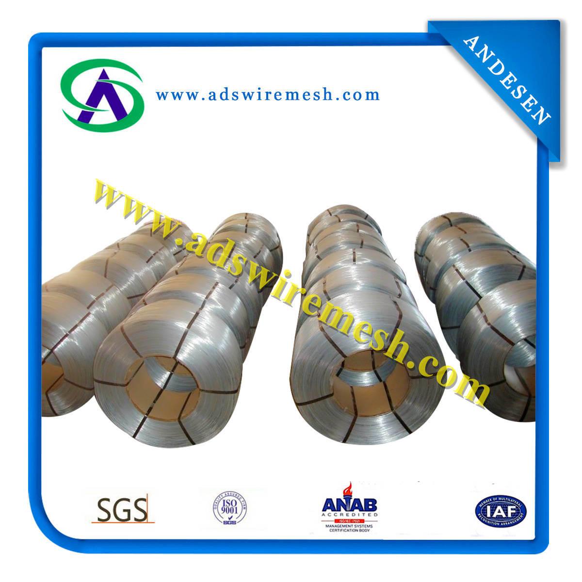 Galvanized Wire (0.1MM-6.5MM)