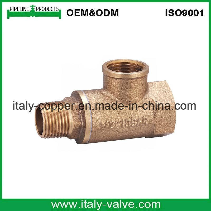 New Design Brass Gas Ball Valve/Pneumatic Valve (AV-BV-2031)