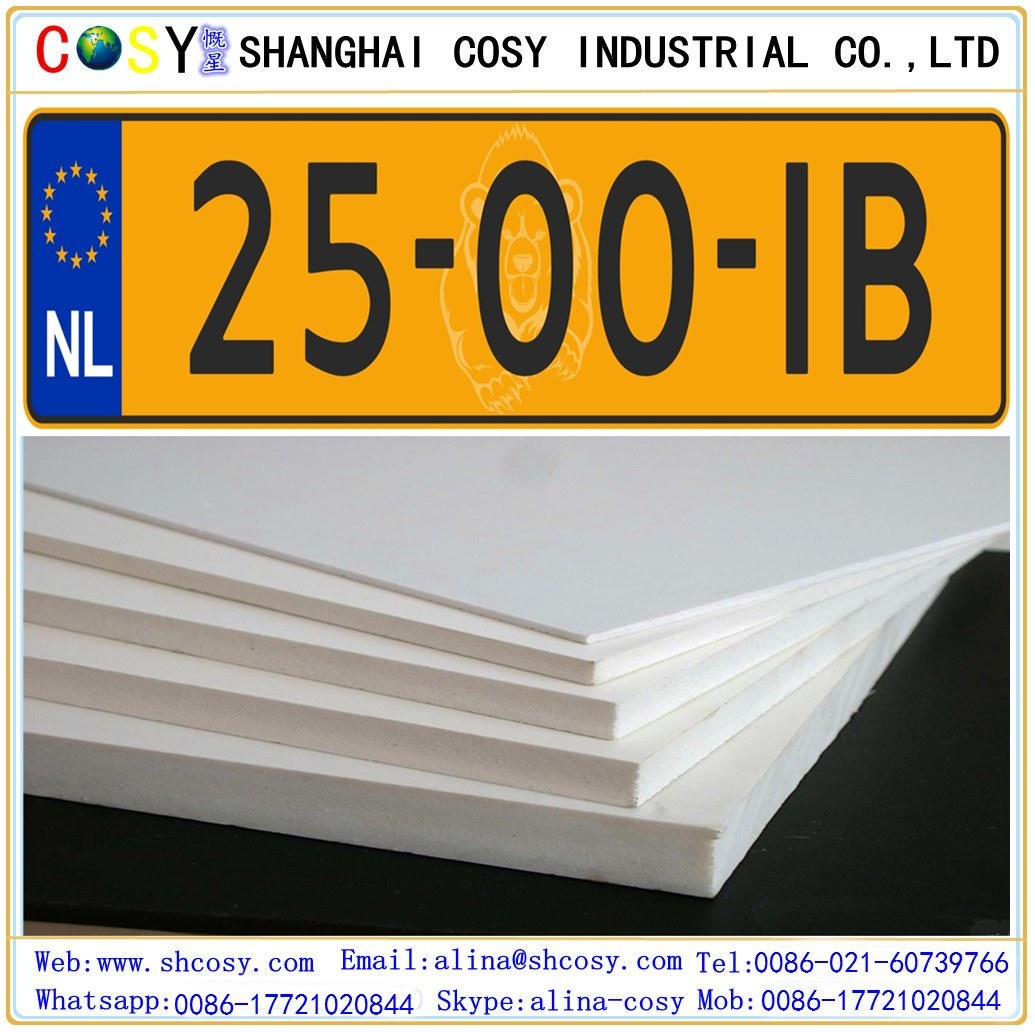 PVC Foam Sheet Water Resistant Board