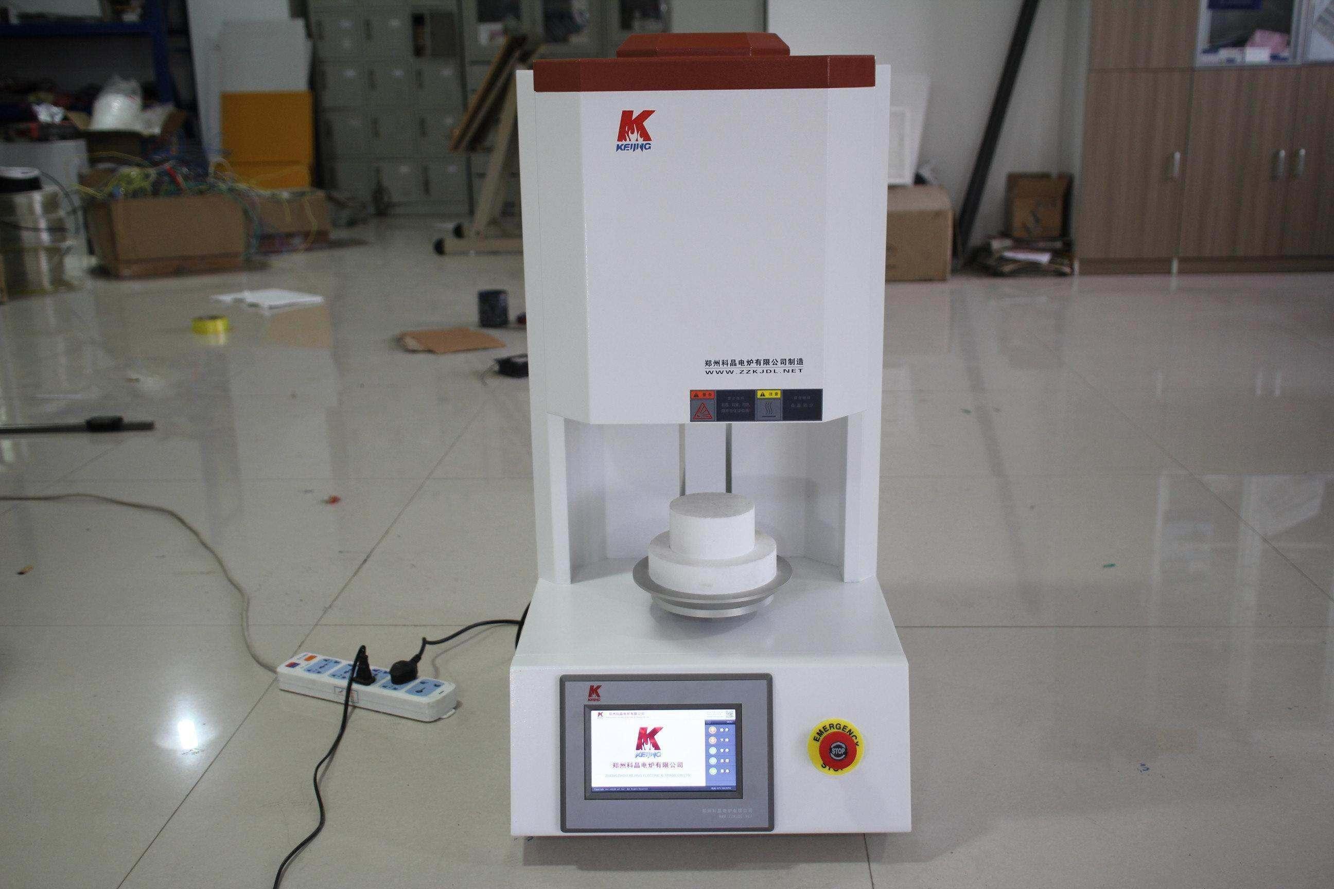 Jz-D1650 Sintering Dental Furnace with Phone APP Control