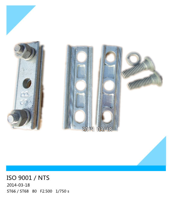 Galvanized Cable Line Suspension Clamp