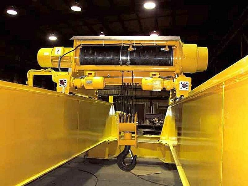 Overhead Bridge Crane Engine Crane