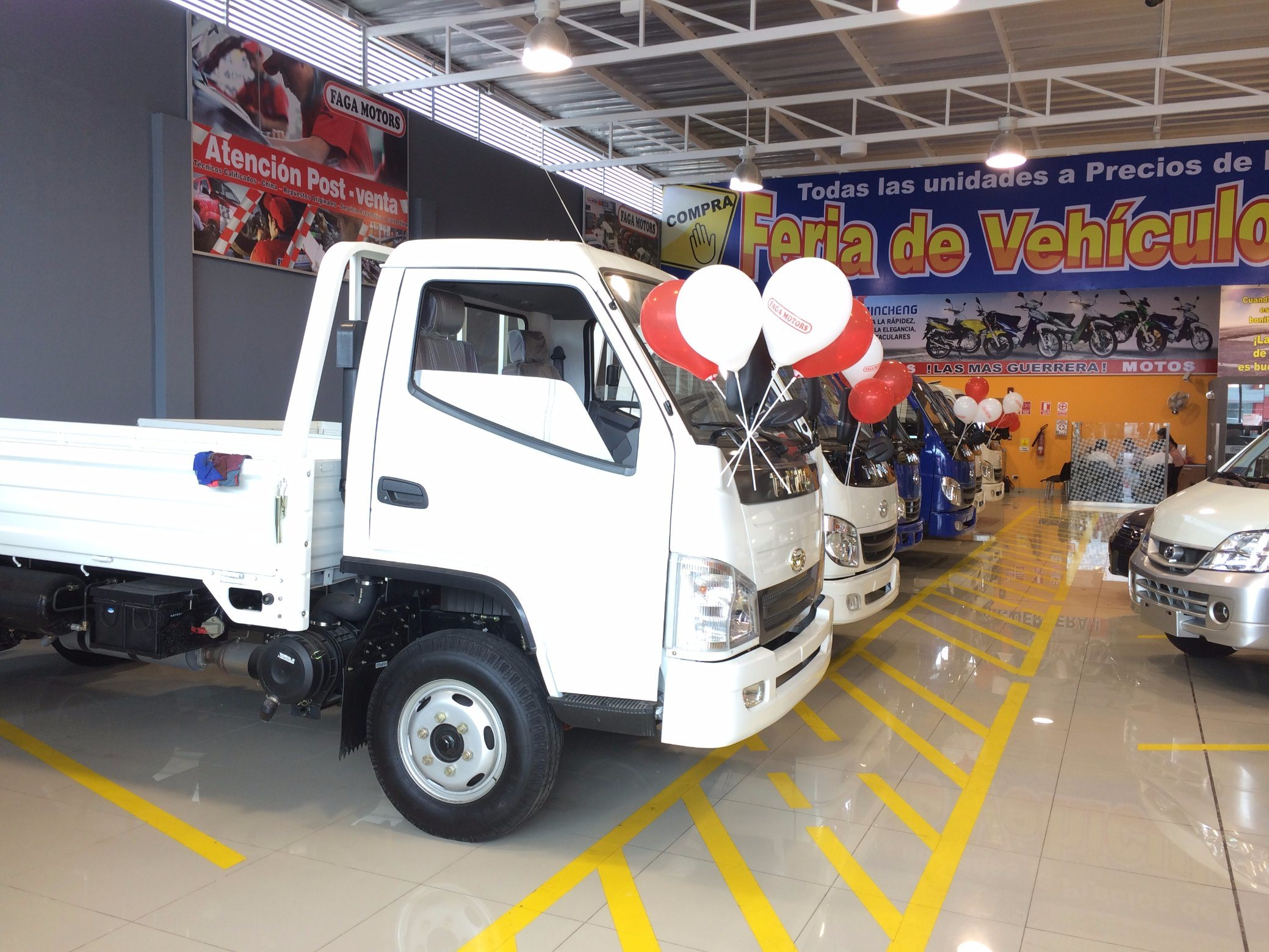 1 Ton Rhd Light Truck for Kenya Market