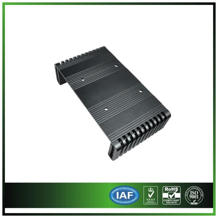 Aluminum Extrusion Amplifier Case
