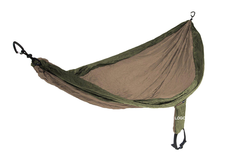 Lightweight Diamond Ripstop Nylon Camping Hammock