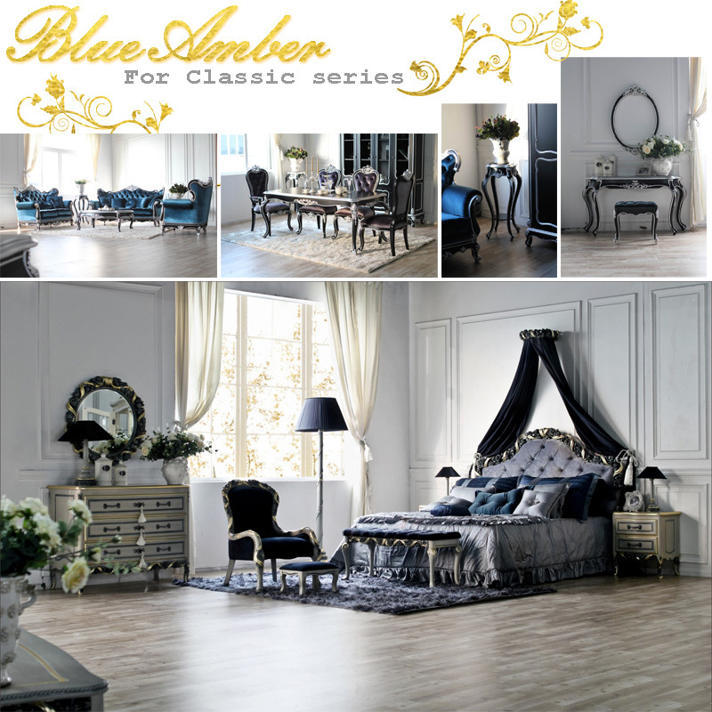 European Home Furniture Dining Room Bedroom Furniture