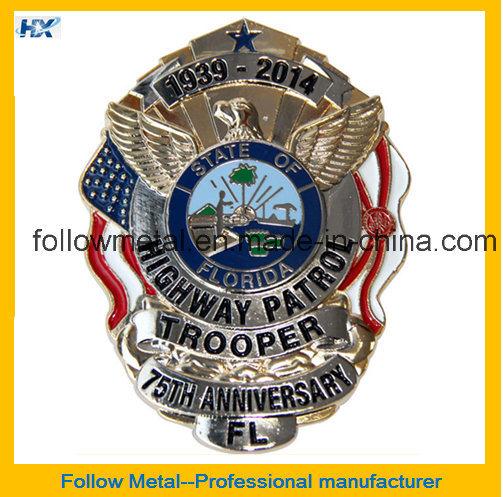 High Quality Badge
