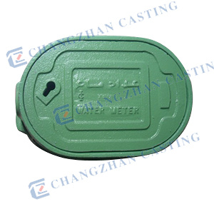 Water Meter Box Surface Box