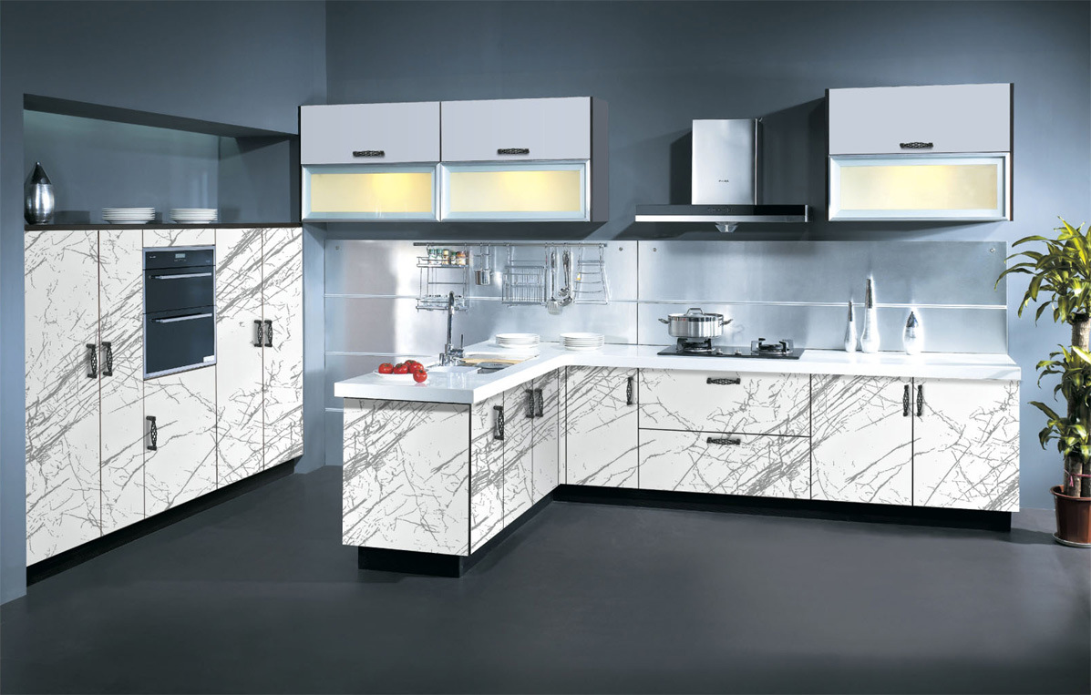 Acrylic Kitchen Cabinet Or Acrylic Cupboard And Wardrobe DM 9609 Jpg
