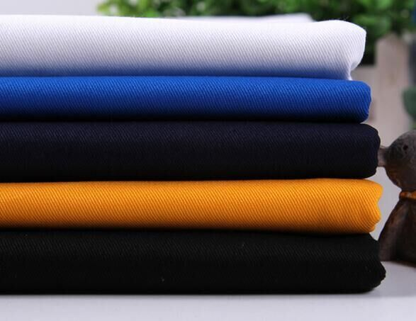 100% Cotton Workwear Fabric
