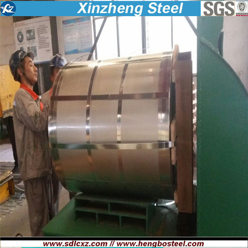 0.35mm Thickness Az150 G550 Building Material Galvalume Steel Coil