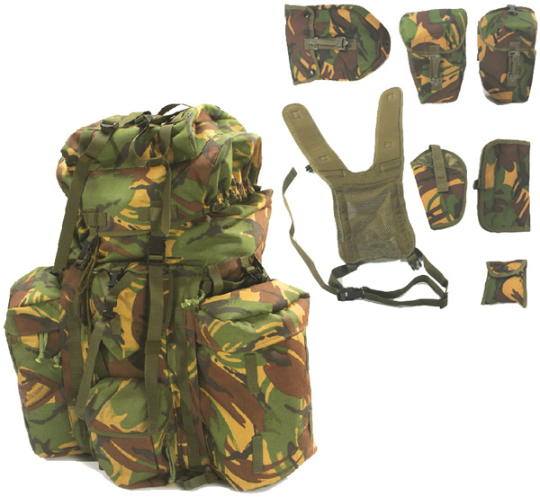 Personal Load Carrying Equipment Backpack