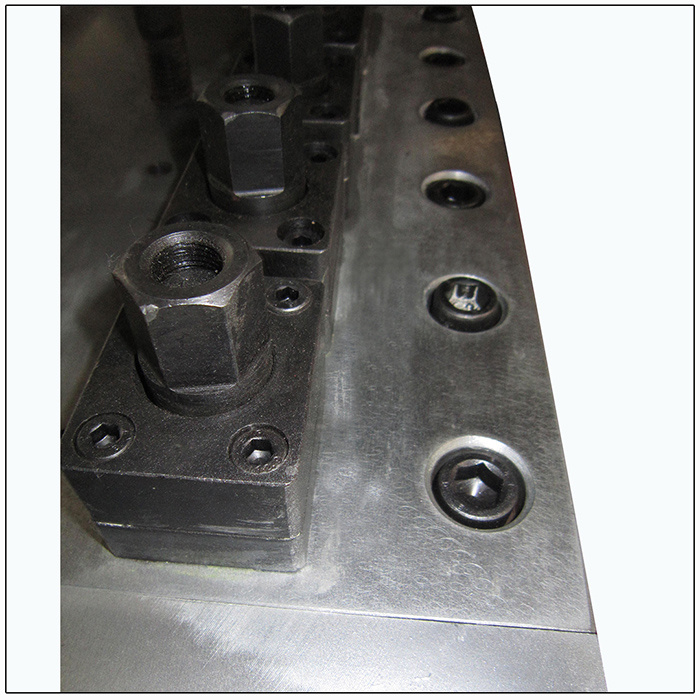 600mm Width PP/PE Plastic Sheet Extrusion Mould