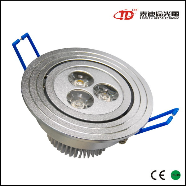 Led Ceiling Lights Made In China : W led ceiling light tdl q  china