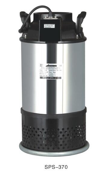 Nodular Cast Iron Sea Water Big Flow Water Pump (SPS370)
