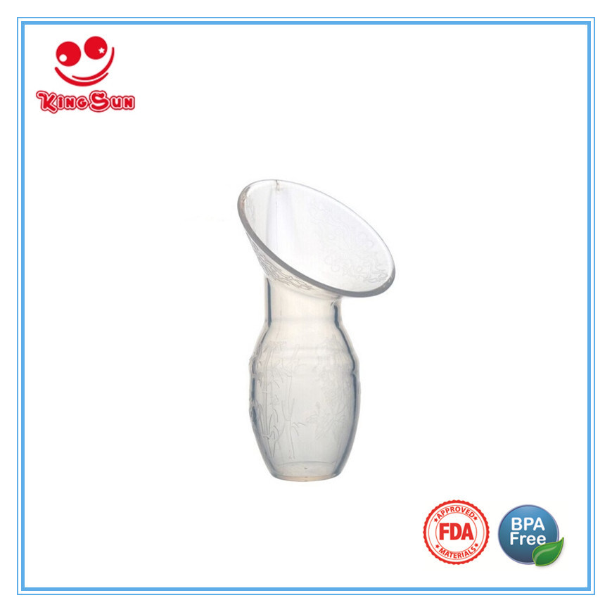 Pure Silicone Breast Pumps for Breast Milk Storage