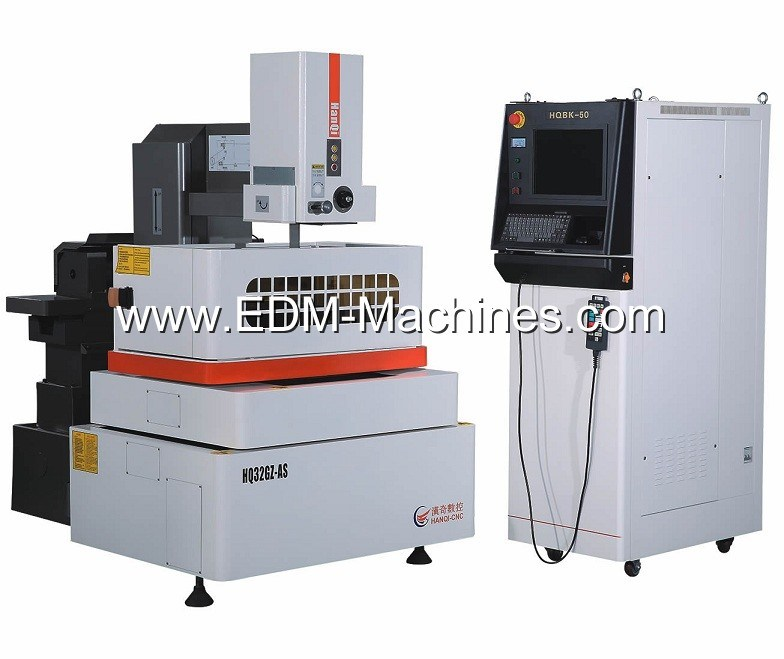 CNC Wire Cut EDM-C Type Colum, Steady Cutting