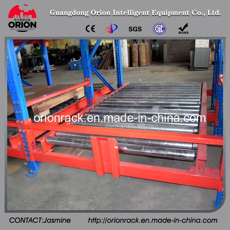 Heavy Duty Metal Roller Gravity Rack