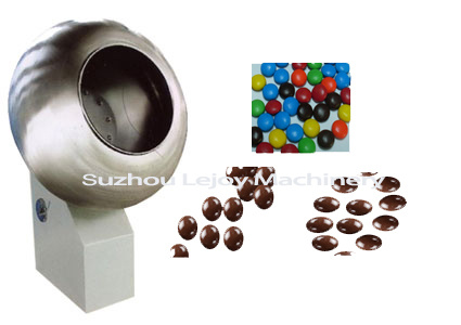 Chocolate Polishing Machine for Nuts