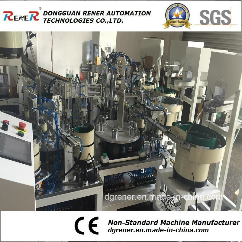 Manufacturing & Processing Non-Standard Automatic Assembly Machine for Shower Head