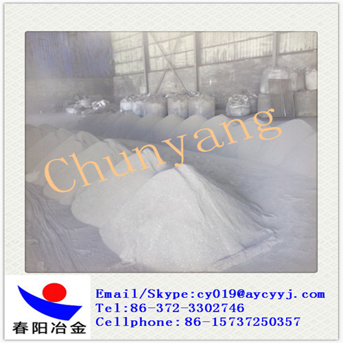 Casi Powder 200mesh / Calcium Silicon Fine Powder / Casi Inoculant