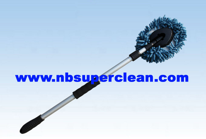 Chenille Microfiber Mop with Extendable Handle (CN1181)