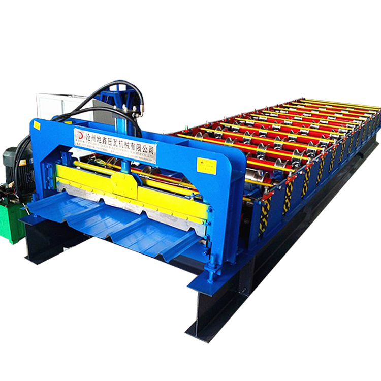 Hebei Roofing Sheet Roll Forming Machine