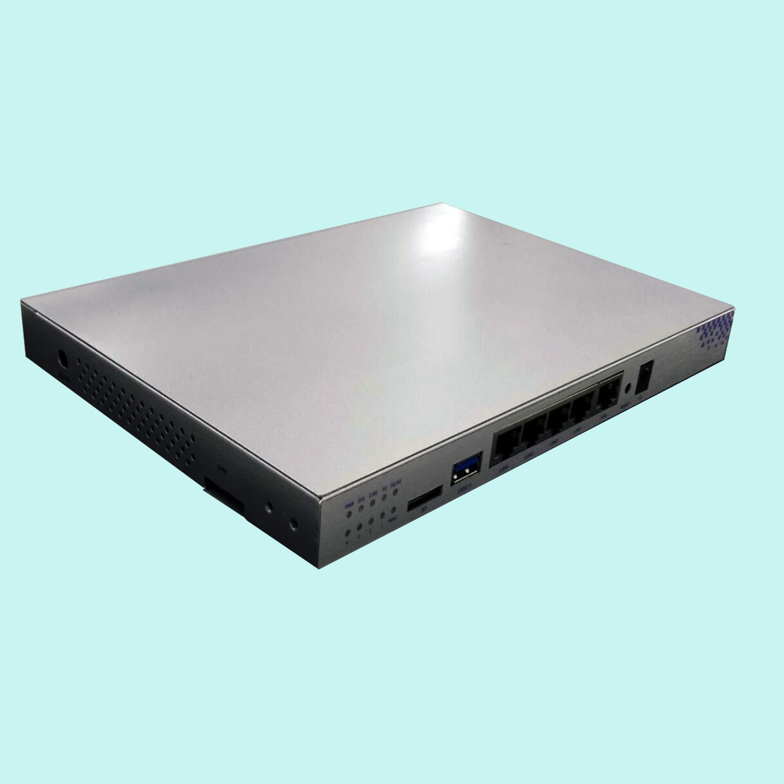 1200Mbps Wireless Router full Gigabit USB3.0 and SD Storage Support 3/4G Function (TS601F)