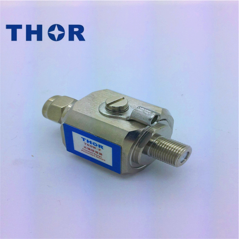 Lightning Arrester/Coaxial Surge Protection Surge Protector for CE