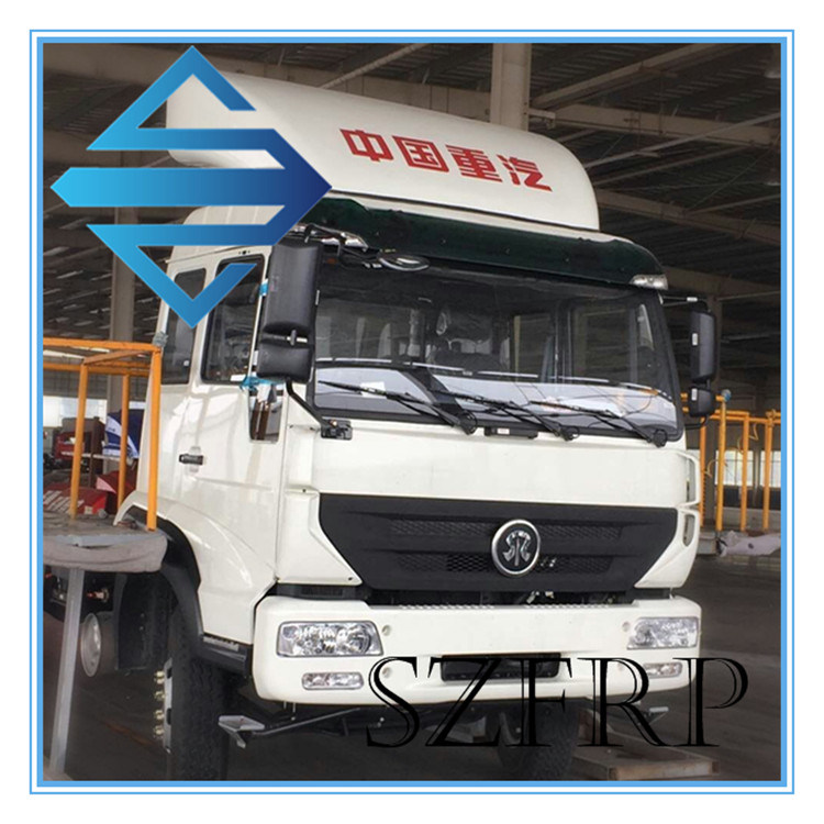 FRP Fiberglass Truck Wind Deflector