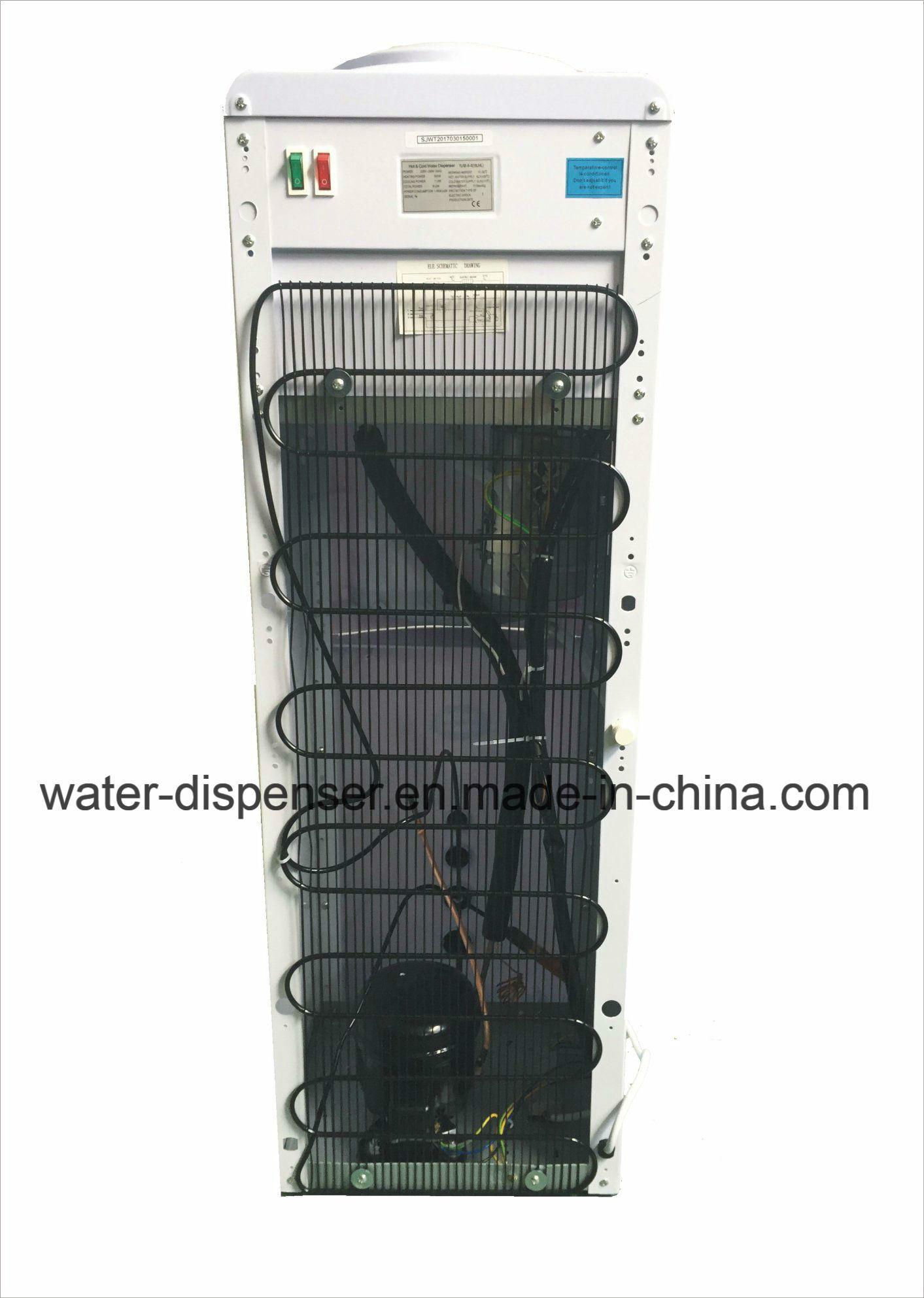 New Popular Pipeline Water Cooler Compressor Cooling 105L-G