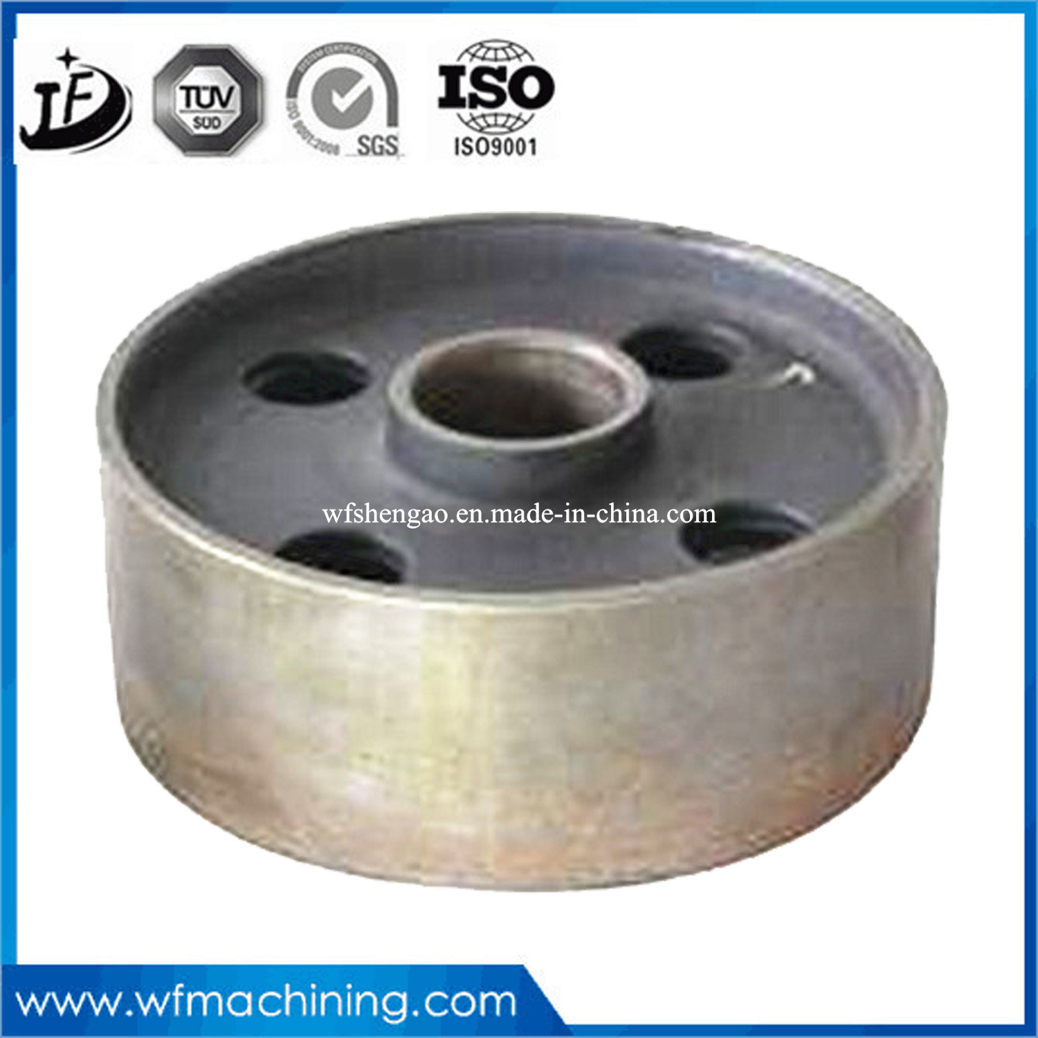 ISO OEM Sand Casting Gg25 Iron Parts with Competitive Price