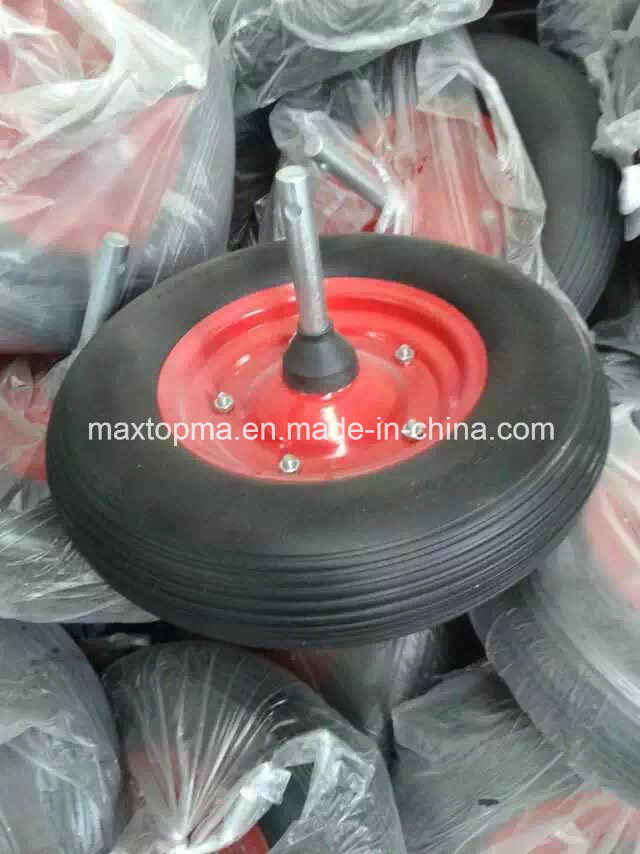 Qingdao Maxtop Factory PU Foam Wheel