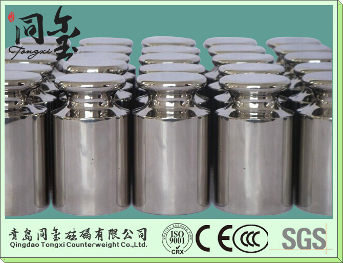 Stainless Steel Weight Manufacturer for Test Calibration Weight