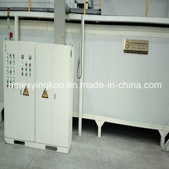 Steel Drum Washing and Drying Room for Production Line Equipment