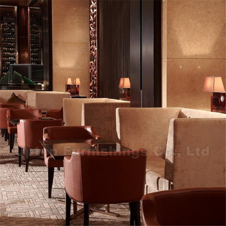 Modern Western Restaurant Diner Furniture (SP-CS152)