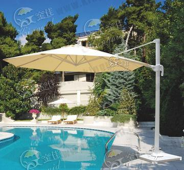 Roma Pole Umbrella, Outdoor Umbrella (JJSP-12)