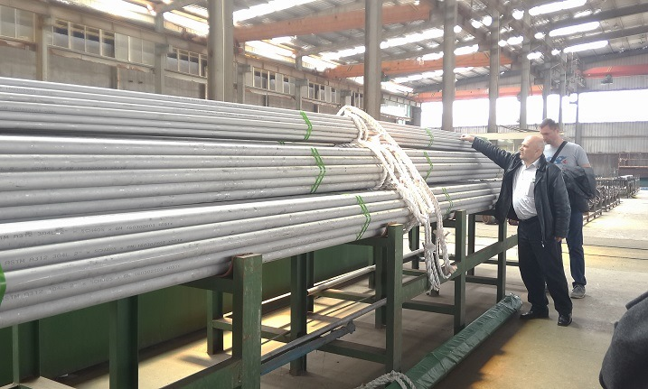 ASTM A312 Seamless and Welded Austenitic Stainless Steel Pipe