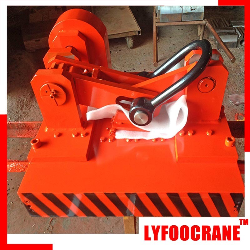 Magnetic Lifter/Magnet Lifter/Permanent Magnet Lifter 100kg, 200kg, 300kg, 5000kg
