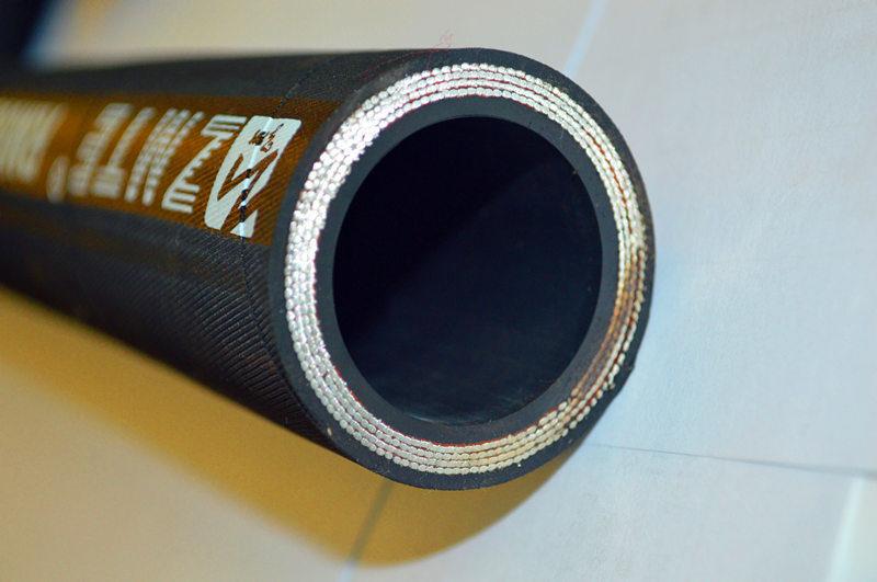 DIN / En856 4sp Tight Bends Hydraulic Rubber Hose